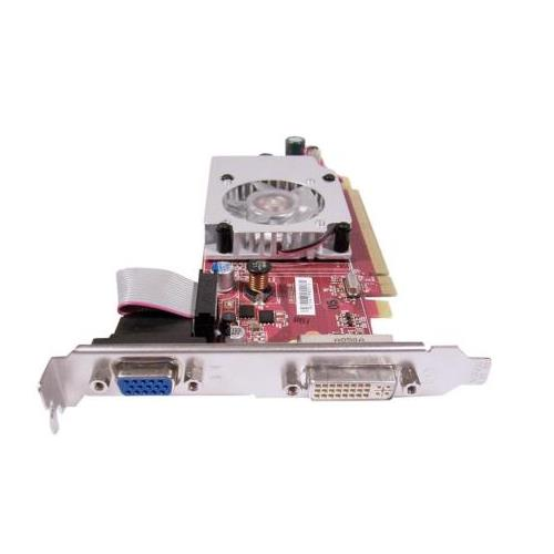 KL709-69001 HP ATI Rv620 Special Edition Radeon HD3450 256MB Memory Low Profile With VGA and DVI connector Graphics Card