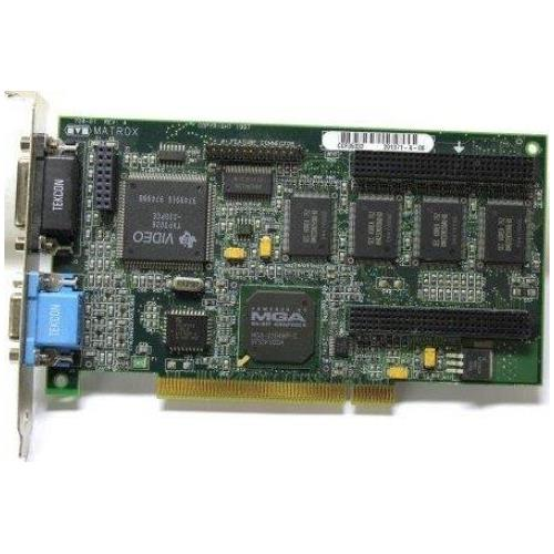 MATROX GRAPHICS MILLENNIUM PCI DRIVERS PC