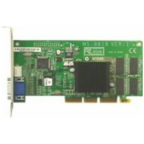 MS-8818 MSI GeForce MX440 64MB AGP Video Graphics Card