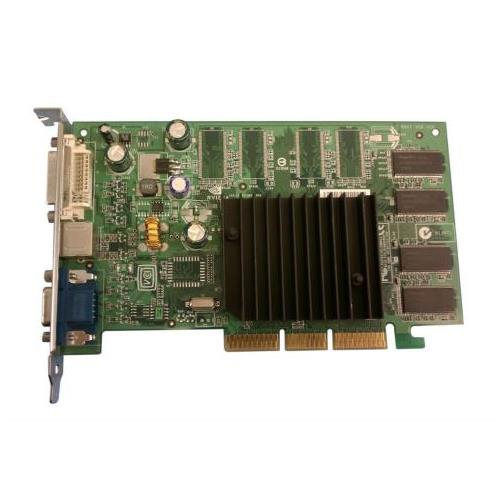 CN-09Y779-69702 Nvidia 128MB Agp Video Graphics Card With Vga S-video and Dvi Outputs