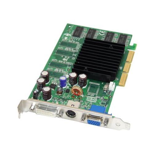 GEFORCEFX5200 Nvidia GeForce FX 5200 128MB DDR Agp 8x/4x Vga Video Graphics Card