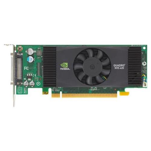 NVS420 Nvidia Quadro 420NVS 512MB Video Graphics Card