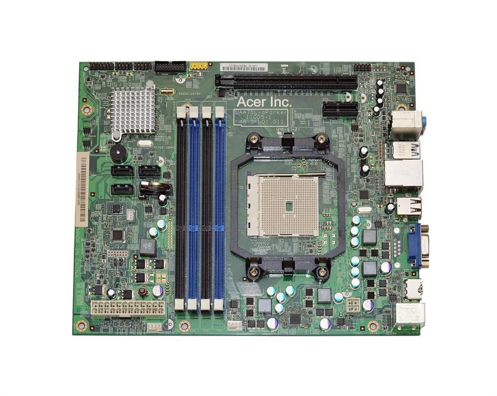 Mbsft02002 Acer System Board With Cpu For Aspire One 722